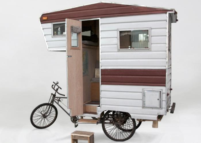 Camper Bike, Camper Kart und VW California